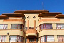 Art Deco buildings
