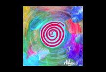 "United Colours Art Exhibition Marisa Angelis / Art by Marisa Angelis Visual Artist Painter Designer Writer Poet Philanthropist Humanitarian Promoter Four Nominations including ""Australian of the Year 2003"" Short List - https://plus.google.com/+MarisaAngelis/about / by Marisa Angelis"