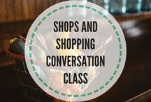 Topic Based:Shopping