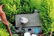 mini virágycserép garden