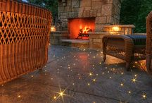 Outdoor Living / Enjoy relaxing outside your home!