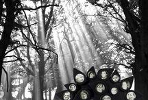 Herinneringsboom Memory Tree / Een prachtig troostcadeau bij verlies van een dierbaar persoon. De mooiste herinneringen blijven levend in deze herinneringsboom. Een huisaltaar anno 2015.