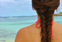 Hairstyles + hair tutorials