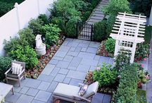 Paving ideas for entertainment areas