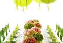 wedding Ideas - Green