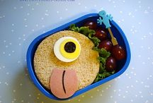 Lunch IDEAS or kids / by Mirna Reyes