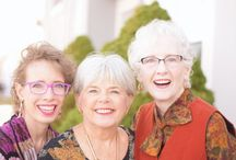 Live Forever Fierce / Empowered Women at Midlife are Cool