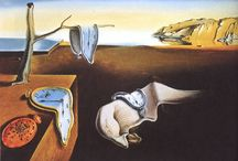 Salvador Dali / Persistence of memory