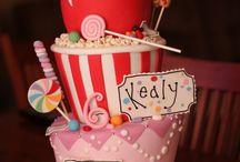 Cake Ideas / by Pamela Long-Wiscombe