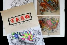 New Tattoo Books A4 / New Tattoo Books A4