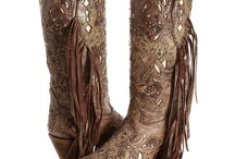 BOOTS / by Melanie Campbell