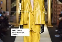Panton colors fall 2016