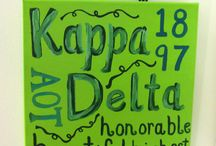 Kappa Delta  / by Heather Glenn
