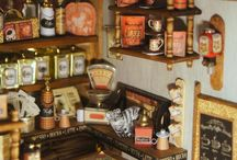 miniature shops