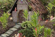 Fairy Garden ! / Nieuw projectje...
