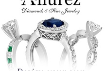 Allurez Design Your Own Engagement Ring