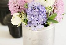 Frühlingsideen / Deko, Blumen