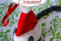 Ornaments!! / by Tammara Mcdonald