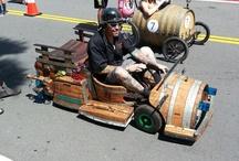 Barrel Carts
