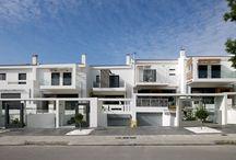 Ηouse in Alimos, Athens - Μεζονέττα στον Αλιμο / designed by Rafa Dimitra/ Αρχιτέκτονας Ράφα Δήμητρα
