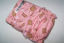 Cloth Diapers / by Monica Ballash