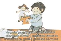 Irakurketa gidak Guías de lectura / by Biblioteca Juan San Martin Liburutegia