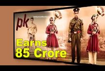 Aamir Khan's 'PK' EARNS Rs 85 CRORE much before release