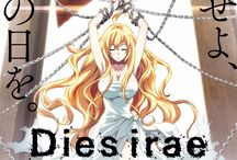Anime/Game Dies irae
