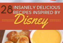 Disney Food Recipes