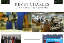 The Kevin Charles Collection / Nestled in the rolling hills of North Mississippi sits the charming town of New Albany home to the Kevin Charles Fine Upholstery factory – City Furniture's own brand of sofas, sectionals, chairs, and more – our passion for quality lives here.