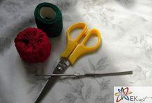 Szydełkowa róża / Crochet rose