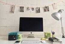 Ideas de decoración / Aquí iremos dando unos pequeñas ideas de como conseguir ser organizados tanto en casa como el trabajo