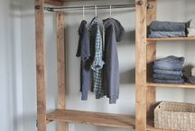 CLOSET SPACE / by Lulu & Georgia