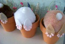 idées décor pour pâques