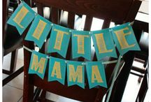 Ideas for My Baby Boy Shower