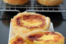 Pastry / Egg tart