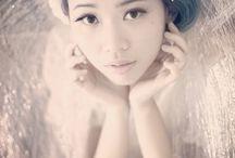 portrait profile Cover magazine makeup photographer tadpole studio hk
