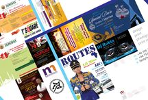 3Sixty5 Studios Design / booklets, posters, key rings, roll up banners, fridge magnet ,Tshit design e.t.c