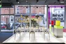 Kartell Flagship Store - London / Kartell introduces the new flagship store in London.