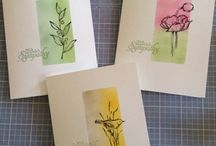 Stampin up Simply Sketched