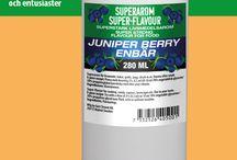 Superaromer 280 ml / Super Aromerna är godkända för smaksättning i alla livsmedel och har många fler användningsområden än e juice för e-cigg (e-cigaretter).