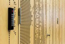 Hidden door | Auditorium in Dokk1