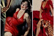 Vintage Sleaze Art