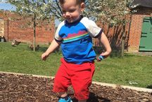 spring/summer toddler clothing