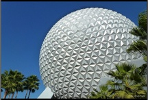 Epcot / The second park in Walt Disney World