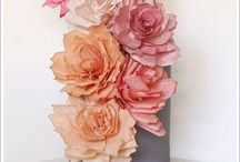 *diy flowers / by Elisa Forcht