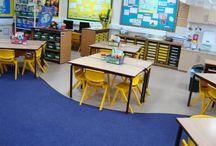 classroom flooring / by Cindy Cathcart