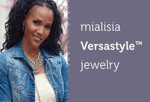 mialisia jewelry! / A new concept in jewelry ~ allowing you to design and customize your own look!!