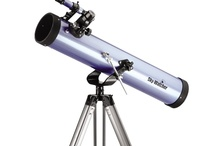 Science Museum Shop - Telescopes / Whether you're focusing on a shining star or a feathered friend, we'll give you a great view. Our collection of binoculars and telescopes includes Celestron telescopes, the Skyhawk Astrolux, and a super range of reflector scopes. / by Science Museum