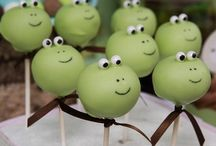 cake pops ideas & how to